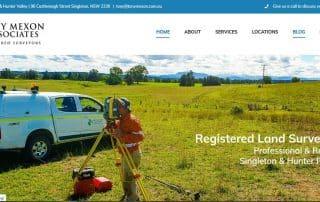 Tony Mexon & Associates New Website